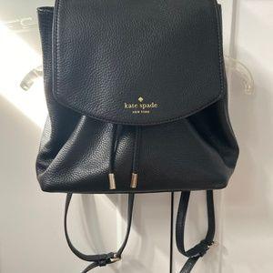 Kate Spade Black Mulberry Street Breezy Backpack